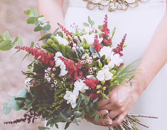 Blumen für die Hochzeit & Brautstrauss in Hessen