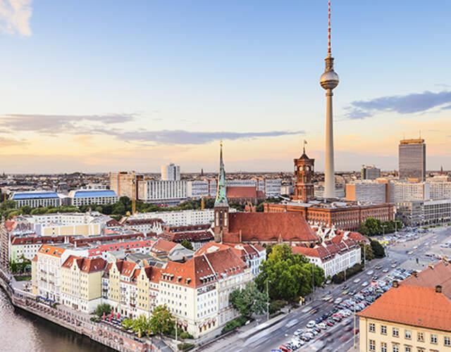 Das Beste für Ihre Hochzeit in Berlin