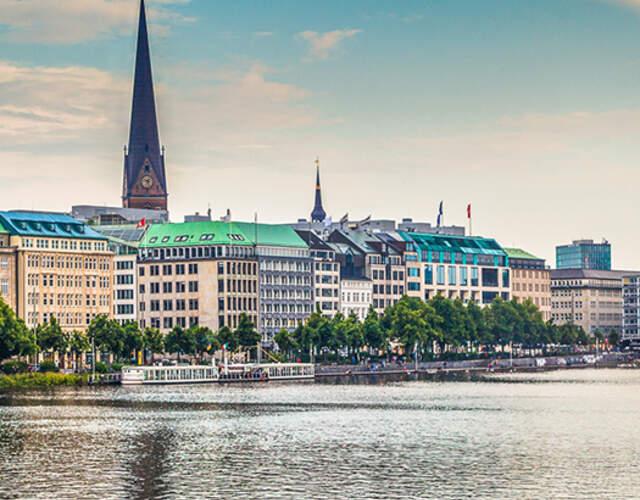 Hochzeitsdienstleister Hamburg mit Meerblick