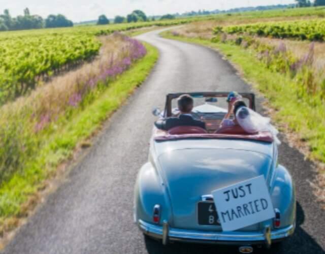Transport für die Hochzeit in Berlin