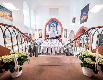 Ulner Kapelle Eventlocation