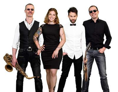 Mr JAM • eure Hochzeitsband & Live Event Band • München Salzburg
