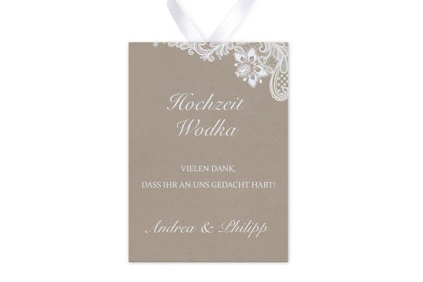 Aufkleber und Anhänger Hochzeit Spitzentraum Vintage moon light Aufkleber & Etiketten Hochzeit