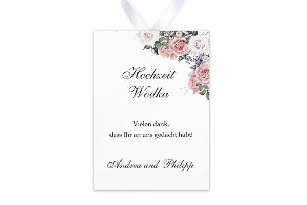 Aufkleber und Anhänger Hochzeit Blumenherz Wohlriechend Aufkleber & Etiketten Hochzeit