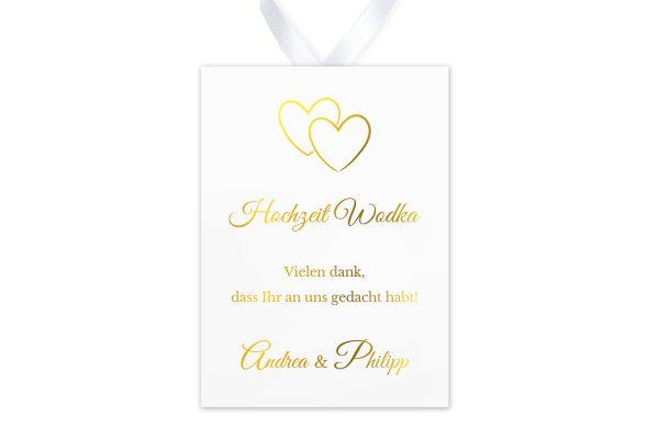 Aufkleber und Anhänger Hochzeit Herzensangelegenheit verschlungen Aufkleber & Etiketten Hochzeit