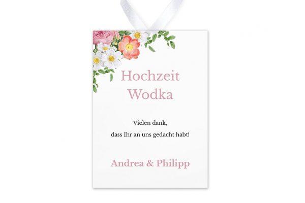 Aufkleber und Anhänger Hochzeit Blumenbeet Apart Aufkleber & Etiketten Hochzeit