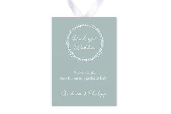 Aufkleber und Anhänger Hochzeit Runde Sache zart Aufkleber & Etiketten Hochzeit