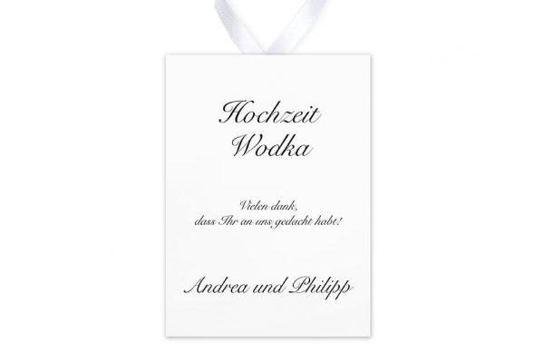Aufkleber und Anhänger Hochzeit Kalligraphie Elegant geschrieben Aufkleber & Etiketten Hochzeit
