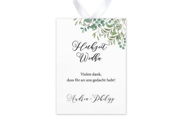 Aufkleber und Anhänger Hochzeit Greenery Verspielt Aufkleber & Etiketten Hochzeit