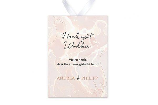 Aufkleber und Anhänger Hochzeit Aprikosen Explosion Schick Aufkleber & Etiketten Hochzeit