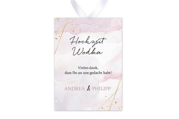 Aufkleber und Anhänger Hochzeit Morgenröte Kräftig Aufkleber & Etiketten Hochzeit