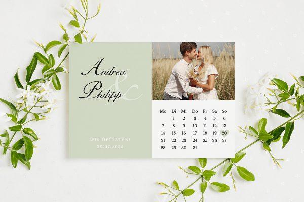 Hochzeitseinladungen Hochzeitseinladungen Fotoglam Kalendarium