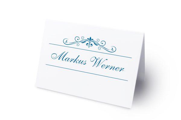 Extras Klassich Verspielt Namenschilder & Tischkarten Hochzeit