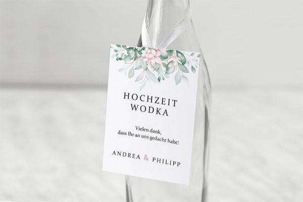 Aufkleber und Anhänger Hochzeit Rosenpracht Kunstvoll Aufkleber & Etiketten Hochzeit