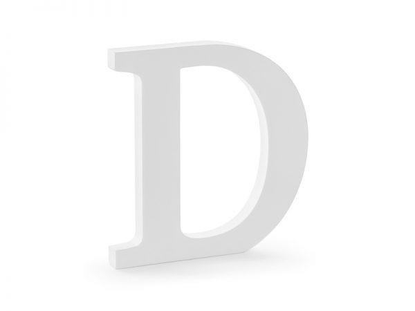 Deko und Geschenke Shop Holzbuchstabe D
