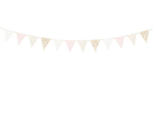 Candybar Hochzeit Wimpel