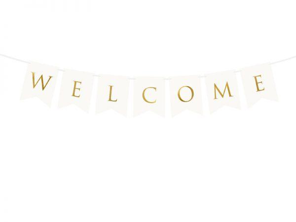 Deko und Geschenke Shop Banner Welcome