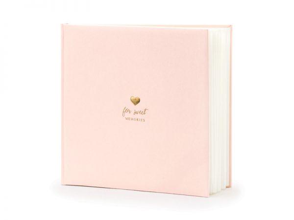 Deko und Geschenke Shop Gästebuch süße Erinnerungen