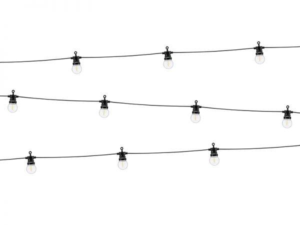 Beleuchtung Hochzeit LED-Lichterketten