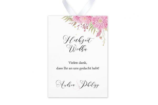 Aufkleber und Anhänger Hochzeit Laubfall Unbeschwert Aufkleber & Etiketten Hochzeit