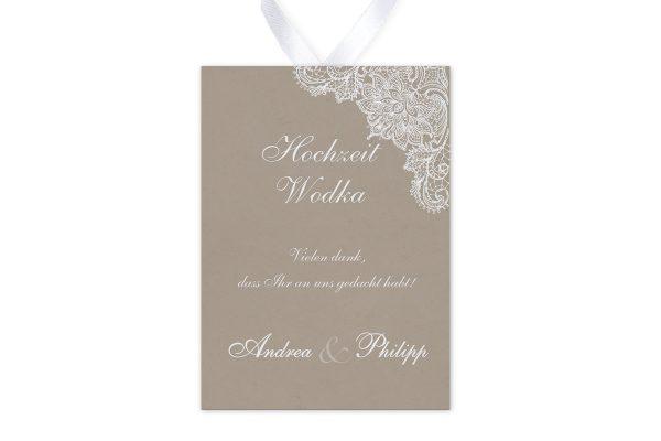 Aufkleber und Anhänger Hochzeit Spitzentraum Crafty Aufkleber & Etiketten Hochzeit