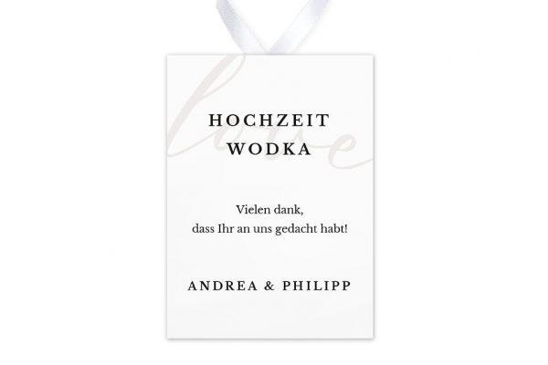 Aufkleber und Anhänger Hochzeit Modern Bast Gegensätzlich Aufkleber & Etiketten Hochzeit