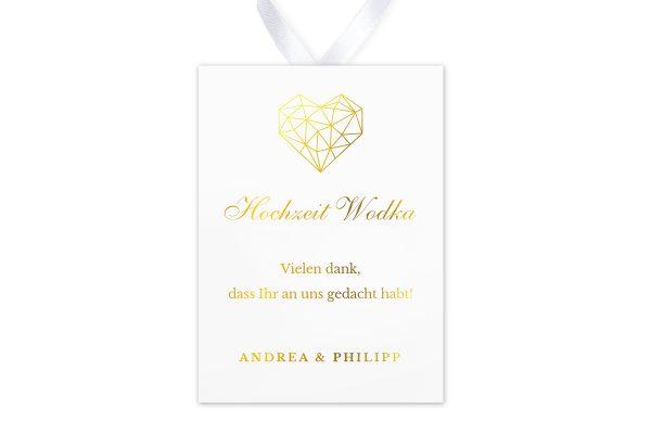Aufkleber und Anhänger Hochzeit Herzensangelegenheit dreidimensional Aufkleber & Etiketten Hochzeit