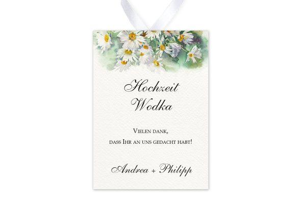 Aufkleber und Anhänger Hochzeit Aquarell Rustikal Aufkleber & Etiketten Hochzeit