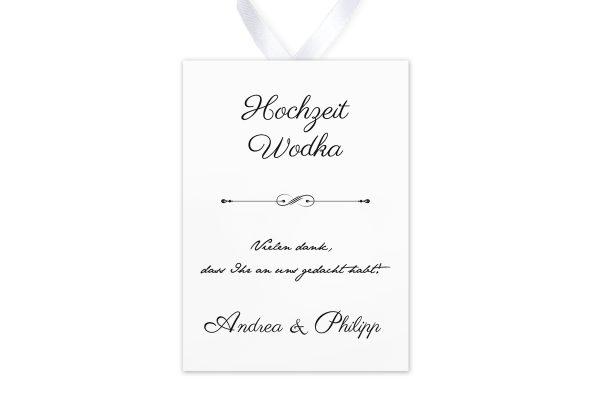 Aufkleber und Anhänger Hochzeit Klassich Unendlich Aufkleber & Etiketten Hochzeit
