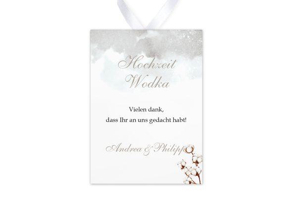 Aufkleber und Anhänger Hochzeit Palmen weich Aufkleber & Etiketten Hochzeit