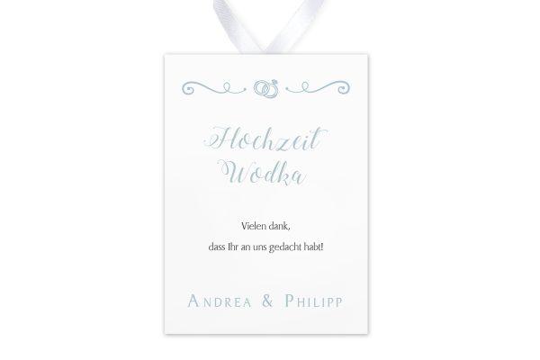 Aufkleber und Anhänger Hochzeit Tender Love  Rings of Love Aufkleber & Etiketten Hochzeit