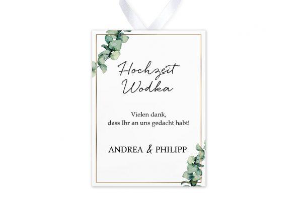 Aufkleber und Anhänger Hochzeit Floral Elegant Romantisch Aufkleber & Etiketten Hochzeit