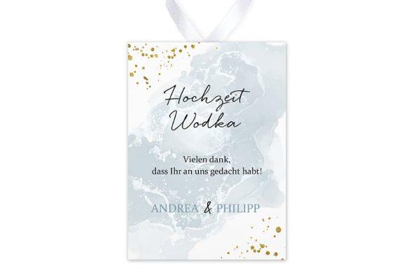 Aufkleber und Anhänger Hochzeit Himmel Tiefblau Aufkleber & Etiketten Hochzeit