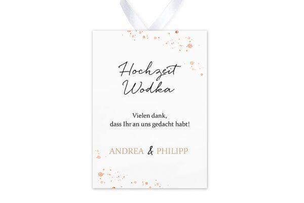 Aufkleber und Anhänger Hochzeit Aprikosen Explosion Frisch Aufkleber & Etiketten Hochzeit
