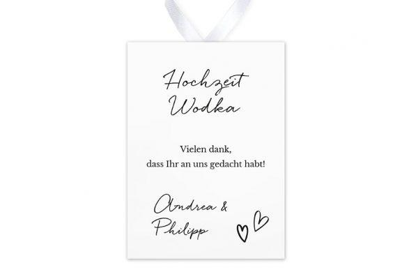 Aufkleber und Anhänger Hochzeit Country Bast Herzig Aufkleber & Etiketten Hochzeit