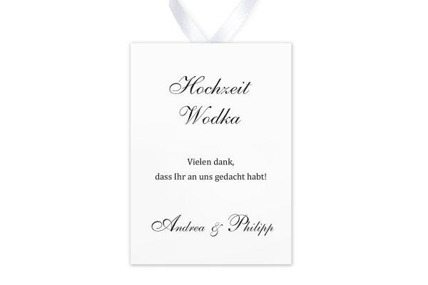 Aufkleber und Anhänger Hochzeit Minimalistisch Sonate Aufkleber & Etiketten Hochzeit