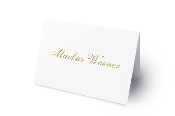 Extras Klassich Aufgelistet Namenschilder & Tischkarten Hochzeit