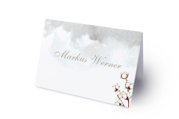 Extras Palmen weich Namenschilder & Tischkarten Hochzeit