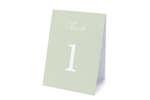 Extras Fotoglam Kalendarium  Tischnummern
