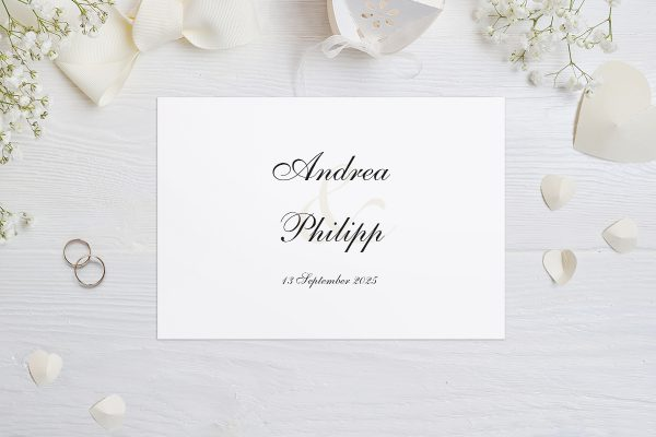 Hochzeitseinladungen Hochzeitseinladungen Klassich Aufgelistet