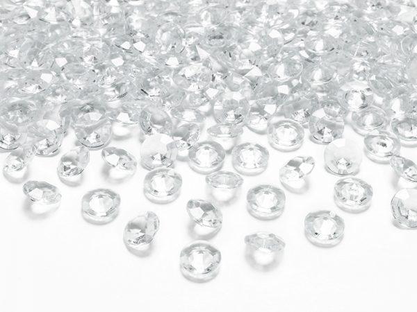 Deko und Geschenke Shop Diamant-Konfetti
