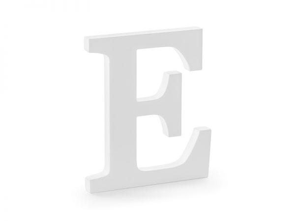 Deko und Geschenke Shop Holzbuchstabe E