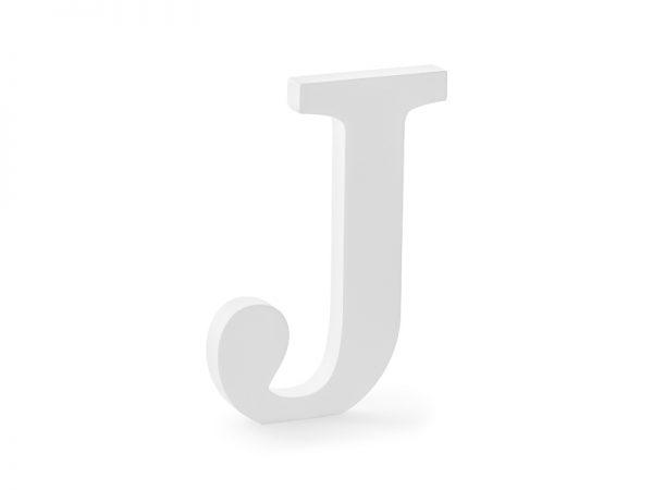 Deko und Geschenke Shop Holzbuchstabe J
