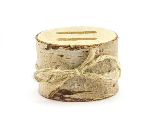 Deko und Geschenke Shop Ringhalter aus Holz