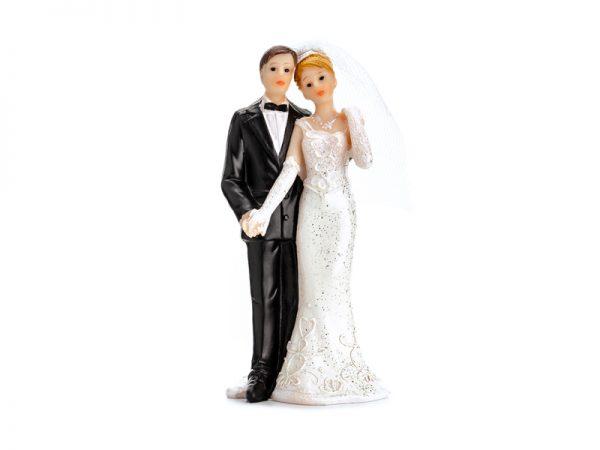Deko und Geschenke Shop Cake Topper Newly-weds