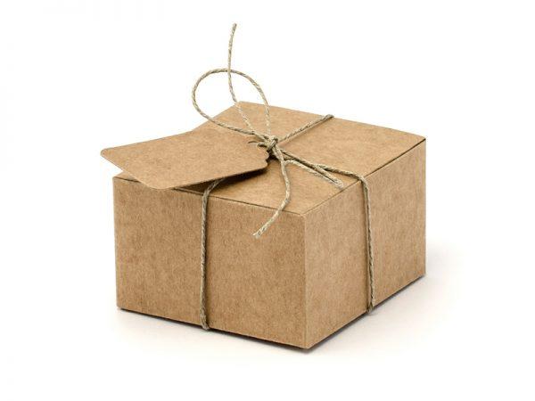 Candybar Hochzeit Schachteln mit Anhängern