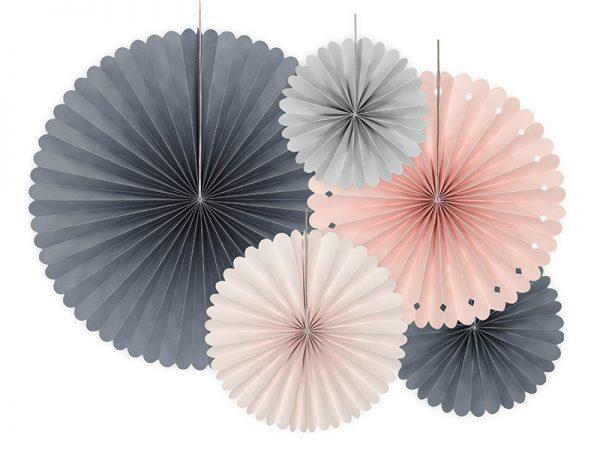Deko und Geschenke Shop Dekorative Dekofächer Farbmix