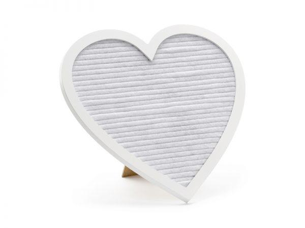 Deko und Geschenke Shop Letter board Heart