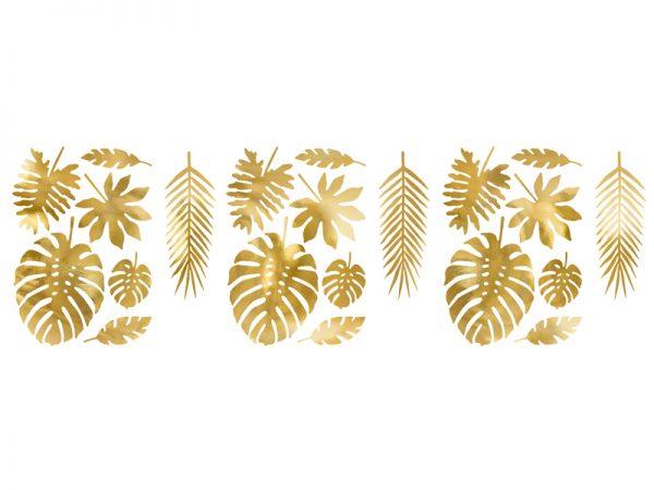Deko und Geschenke Shop Dekorationen Aloha - Tropische Blätter